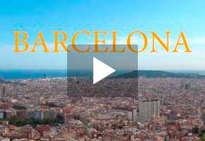 Un bonito recorrido por Barcelona