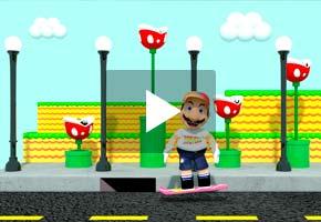 Mario Bros of the Future
